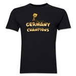 Germany 2014 FIFA World Cup Brazil(TM) Men's Champions Trophy T-Shirt (Black)