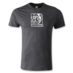 FIFA U-20 World Cup Turkey 2013 Men's Fashion Emblem T-Shirt (Dark Gray)