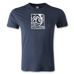 FIFA U-20 World Cup Turkey 2013 Men's Fashion Emblem T-Shirt (Navy)