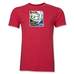 FIFA U-17 World Cup UAE 2013 Men's Official Emblem T-Shirt (Heather Green)