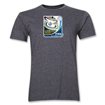 FIFA U-17 World Cup UAE 2013 Men's Official Emblem T-Shirt (Dark Grey)