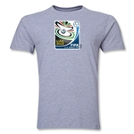 FIFA U-17 World Cup UAE 2013 Men's Official Emblem T-Shirt (Grey)