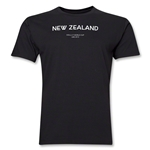 New Zealand 2013 FIFA U-17 World Cup UAE Men's Premium T-Shirt (Black)