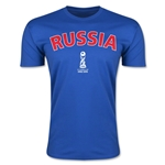 Russia FIFA U-17 World Cup Chile 2015 Men's Premium T-Shirt (Royal)