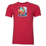 FIFA Women's World Cup Canada 2015(TM).Core T-Shirt (Heather Red)