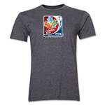 FIFA Women's World Cup Canada 2015(TM).Core T-Shirt (Dark Grey)