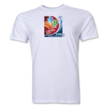 FIFA Women's World Cup Canada 2015(TM).Core T-Shirt (White)