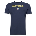 Australia FIFA Women's World Cup Canada 2015(TM) T-Shirt (Navy)