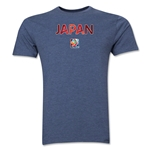 Japan FIFA Women's World Cup Canada 2015(TM) T-Shirt (Blue)