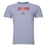 Japan FIFA Women's World Cup Canada 2015(TM) T-Shirt (Grey)