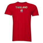 Thailand FIFA Women's World Cup Canada 2015(TM) T-Shirt (Red)