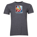 FIFA Women's World Cup Canada 2015(TM).French Core T-Shirt (Dark Grey)