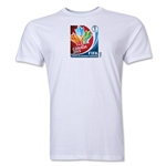 FIFA Women's World Cup Canada 2015(TM).French Core T-Shirt (White)
