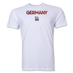 Germany FIFA Women's World Cup Canada 2015(TM) T-Shirt (White)