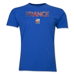 France FIFA Women's World Cup Canada 2015(TM) T-Shirt (Royal)