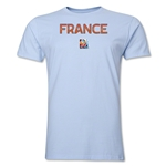 France FIFA Women's World Cup Canada 2015(TM) T-Shirt (Sky)