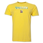Sweden FIFA Women's World Cup Canada 2015(TM) T-Shirt (Yellow)