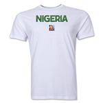 Nigeria FIFA Women's World Cup Canada 2015(TM) T-Shirt (White)