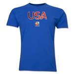 USA FIFA Women's World Cup Canada 2015(TM) T-Shirt (Royal)