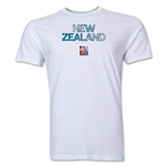 New Zealand FIFA Women's World Cup Canada 2015(TM) T-Shirt (White)