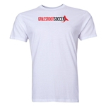 Grassroot Soccer Men's Fashion T-Shirt (White)