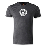 Jaguares de Chiapas Oficial Men's Fashion T-Shirt (Dark Gray)
