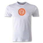 Jaguares de Chiapas Oficial Men's Fashion T-Shirt (White)