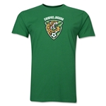 Jaguares de Chiapas Men's Fashion T-Shirt (Green)