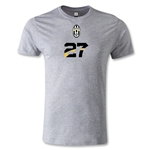 Juventus #27 T-Shirt (Gray)