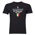 Juventus 2014 Champions Men's Fashion T-Shirt (Black)