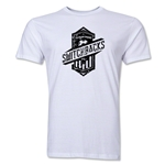 Colorado Springs Switchbacks Soccer Fashion T-Shirt (White)