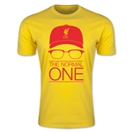 Liverpool The Normal One Men's Fashion T-Shirt (Yellow)