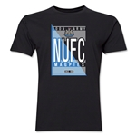 Newcastle United NUFC Men's Fashion T-Shirt (Black)