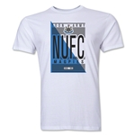 Newcastle United NUFC Men's Fashion T-Shirt (White)