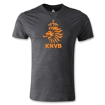 Netherlands Men's Fashion T-Shirt (Dark Gray)