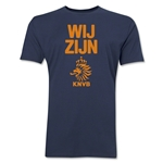 Netherlands We Are Men's Fashion T-Shirt (Navy)