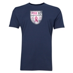 Pink FC Men's Fashion T-Shirt (Navy)