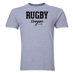 Rugby Oregon Premier T-Shirt (Gray)
