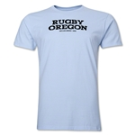 Rugby Oregon Premier T-Shirt (Sky Blue)