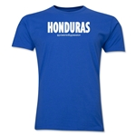 Honduras Powered by Passion T-Shirt (Royal)