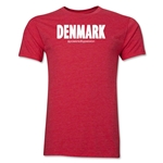 Denmark Powered by Passion T-Shirt (Heather Red)