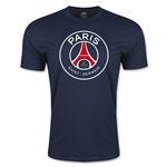Paris Saint-Germain Men's Fashion T-Shirt (White)