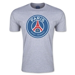 Paris Saint-Germain Men's Fashion T-Shirt (Gray)