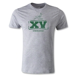 South Africa Springboks 15 SS T-Shirt (Light Gray)