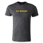 South Africa Springboks SS Premier T-Shirt (Dark Gray)