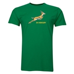 South Africa Springboks Men's T-Shirt (Green)