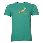 South Africa Springboks Men's T-Shirt (Heather Green)