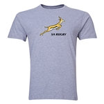 South Africa Springboks Men's T-Shirt (Gray)