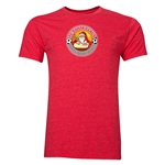 FC Santa Claus Core Men's T-Shirt (Heather Red)