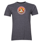 FC Santa Claus Core Men's T-Shirt (Dark Grey)